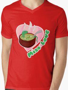 Miso Fruit Mens V-Neck T-Shirt