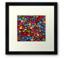 Candies Framed Print