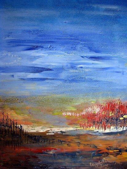 Somewhere by Elizabeth Kendall