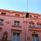 Pink in Prague by Paula Bielnicka