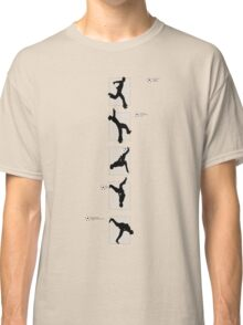 South Africa World Cup 2010 Flash Kick Tee (without text) Tee Classic T-Shirt