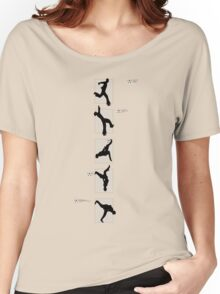South Africa World Cup 2010 Flash Kick Tee (without text) Tee Women's Relaxed Fit T-Shirt