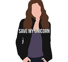 Save My Unicorn - Meg Masters by MorganCaroline