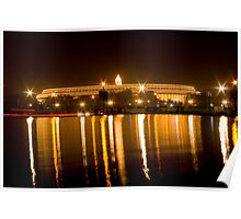 Parliament of India Poster