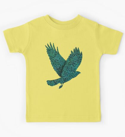 Blue bird Kids Tee
