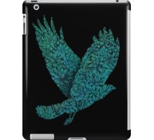Blue bird iPad Case/Skin