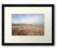 The Burren Landscape Framed Print