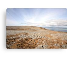 The Burren Landscape Canvas Print
