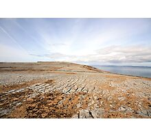The Burren Landscape Photographic Print
