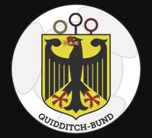 German Quidditch Team by ridiculouis