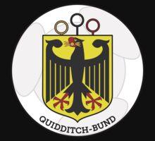 German Quidditch Team by ridiculouis