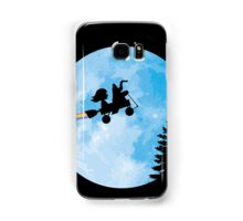 Taking Her to the Moon Samsung Galaxy Case/Skin
