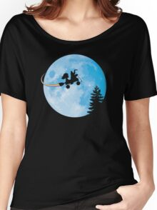 Taking Her to the Moon Women's Relaxed Fit T-Shirt