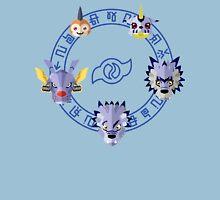 Digimon: Crest of Friendship Unisex T-Shirt