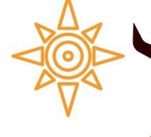 Digimon: Crest of Courage Sticker