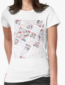 Controlled Chaos Womens Fitted T-Shirt