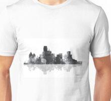 Dallas Texas Skyline Unisex T-Shirt
