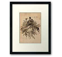 Allegory of Hope Framed Print