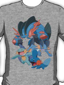 mudkip's family T-Shirt
