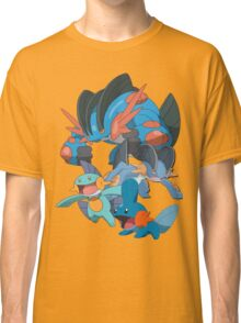 mudkip's family Classic T-Shirt
