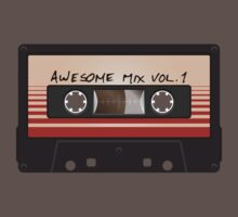 Awesome Mix Vol. 1 Kids Clothes