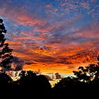 Fire In The Sky by JimMcleod