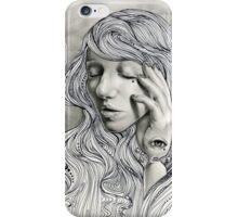 Cassandra's Sorrow  iPhone Case/Skin