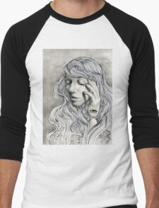 Cassandra's Sorrow  Men's Baseball ¾ T-Shirt