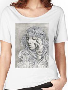 Cassandra's Sorrow  Women's Relaxed Fit T-Shirt