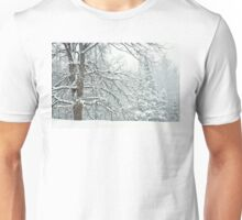 Winter In My Backyard Unisex T-Shirt
