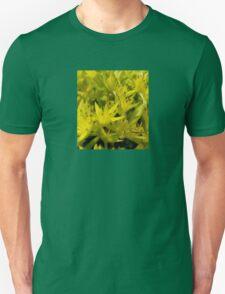 Neon Macro Succulent  Unisex T-Shirt