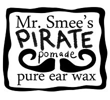 Mr. Smee's Pomade by sisterphipps