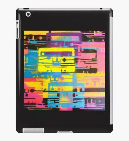 Rainbow Mixed Tape  iPad Case/Skin
