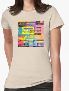 Rainbow Mixed Tape  T-Shirt
