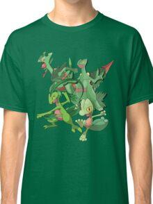 treecko's family Classic T-Shirt