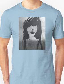 Shady Lady B&W Unisex T-Shirt