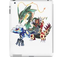 legensary iPad Case/Skin