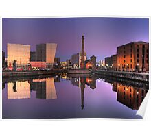 Pumphouse Liverpool Poster