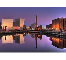 Pumphouse Liverpool Photographic Print