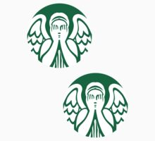 Starbucks Don't Blink ×2 by sofram