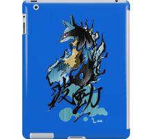 Lucario iPad Case/Skin