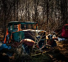 The Great Depression Part 2 in HDR by peaceofthenorth