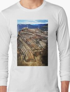 Tarpeian Rock #2 Long Sleeve T-Shirt