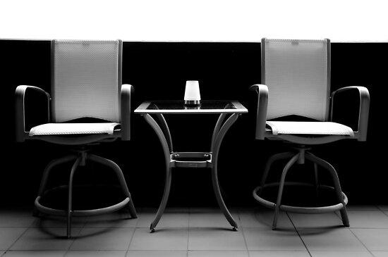 Sit with me... by Karem Nunez
