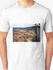 Tarpeian Rock Unisex T-Shirt
