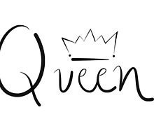 Crowned Queen by Esther Saavedra