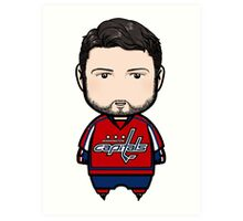 Mike Green (Capitals Edition) Art Print