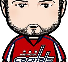 Mike Green (Capitals Edition) by rellicgin