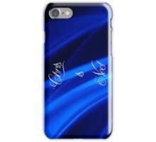 Chris is Noel 04 iPhone Case/Skin