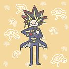 Yugi  by BrittanyPurcell